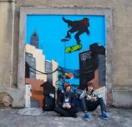 las puertas del skate hell park