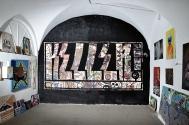 El Keller, pintado colectivamente